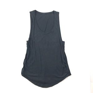 Lululemon Bliss Break Tank, black, size 6